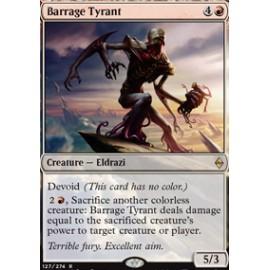 Barrage Tyrant