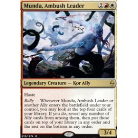 Munda, Ambush Leader