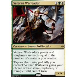 Veteran Warleader