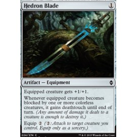 Hedron Blade