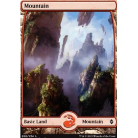 Mountain Battle for Zendikar 266