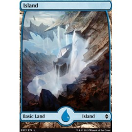 Island Battle for Zendikar 257