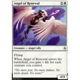 Angel of Renewal FOIL