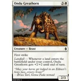 Ondu Greathorn FOIL