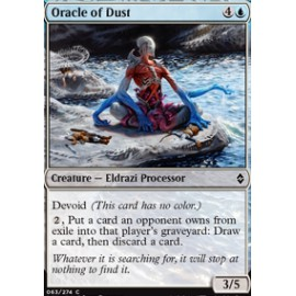 Oracle of Dust FOIL