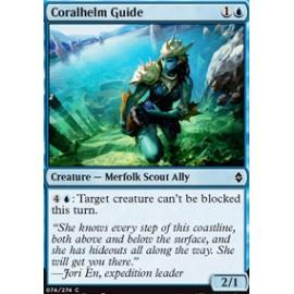 Coralhelm Guide FOIL
