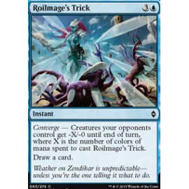 Roilmage's Trick FOIL