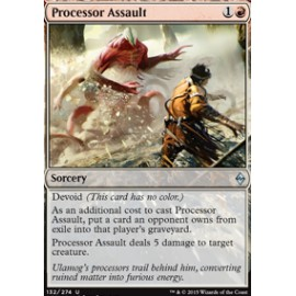 Processor Assault FOIL