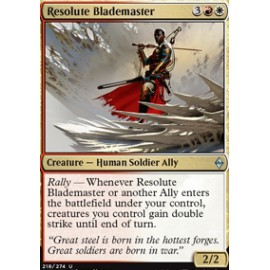 Resolute Blademaster FOIL
