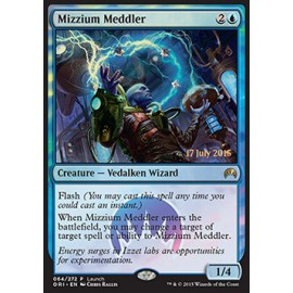 Mizzium Meddler PROMO LAUNCH PARTY