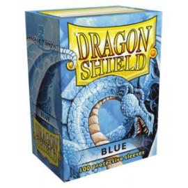 Koszulki Dragon Shield Niebieskie 100 szt.