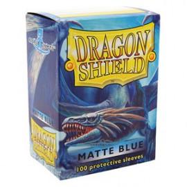 Koszulki Dragon Shield Matowe Niebieskie 100 szt.