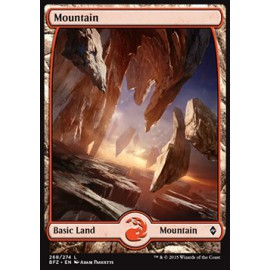 Mountain Battle for Zendikar 268