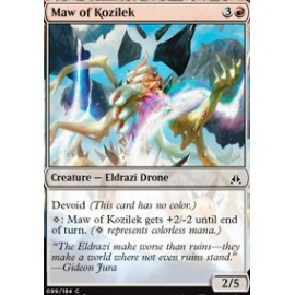 Maw of Kozilek