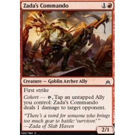 Zada's Commando