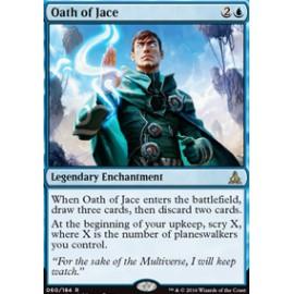 Oath of Jace FOIL