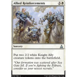 Allied Reinforcements FOIL
