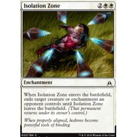 Isolation Zone FOIL