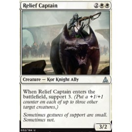 Relief Captain FOIL