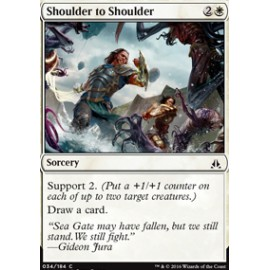 Shoulder to Shoulder FOIL