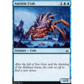Ancient Crab FOIL