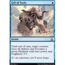 Gift of Tusks FOIL