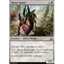 Havoc Sower FOIL