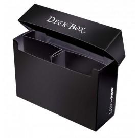 Pudełko na 150 kart czarne