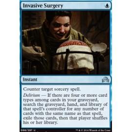 Invasive Surgery