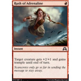 Rush of Adrenaline