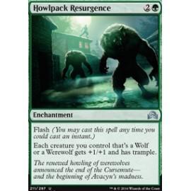 Howlpack Resurgence