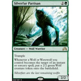Silverfur Partisan