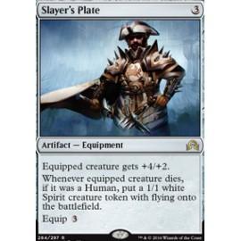 Slayer's Plate