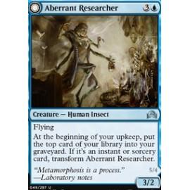 Aberrant Researcher