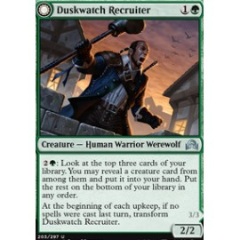 Duskwatch Recruiter