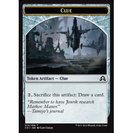 Clue Token 03 - SOI
