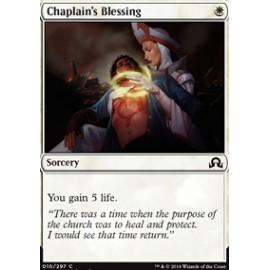 Chaplain's Blessing FOIL