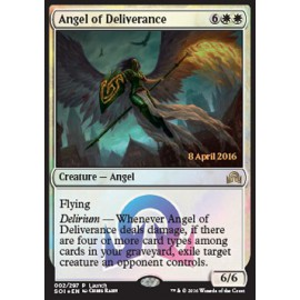 Angel of Deliverance PROMO LAUNCH PARTY
