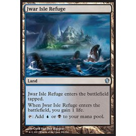 Jwar Isle Refuge (Commander 2013)