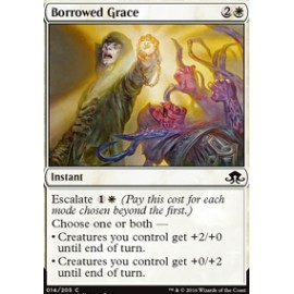 Borrowed Grace