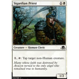 Sigardian Priest