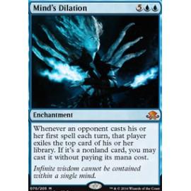 Mind's Dilation