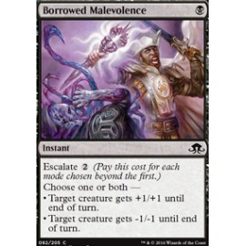 Borrowed Malevolence