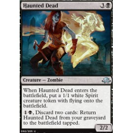 Haunted Dead