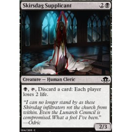Skirsdag Supplicant