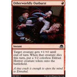Otherworldly Outburst