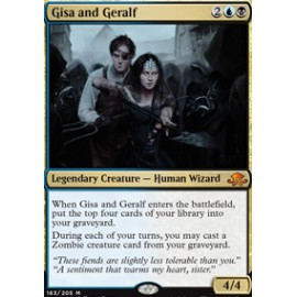 Gisa and Geralf