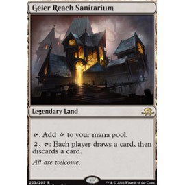 Geier Reach Sanitarium