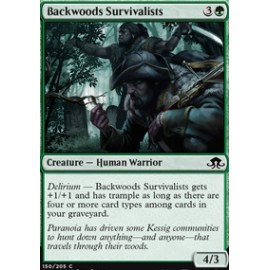 Backwoods Survivalists FOIL