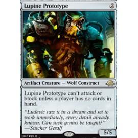 Lupine Prototype FOIL